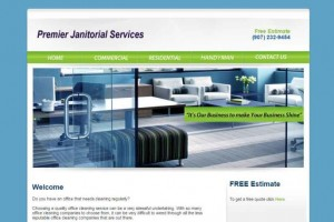 Premier Janitorial Services